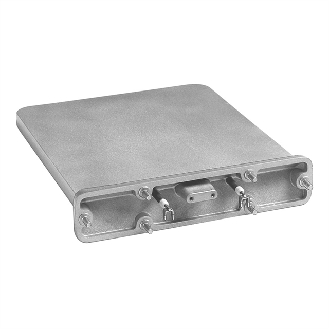 Cast-In Heater for Food Service Industry