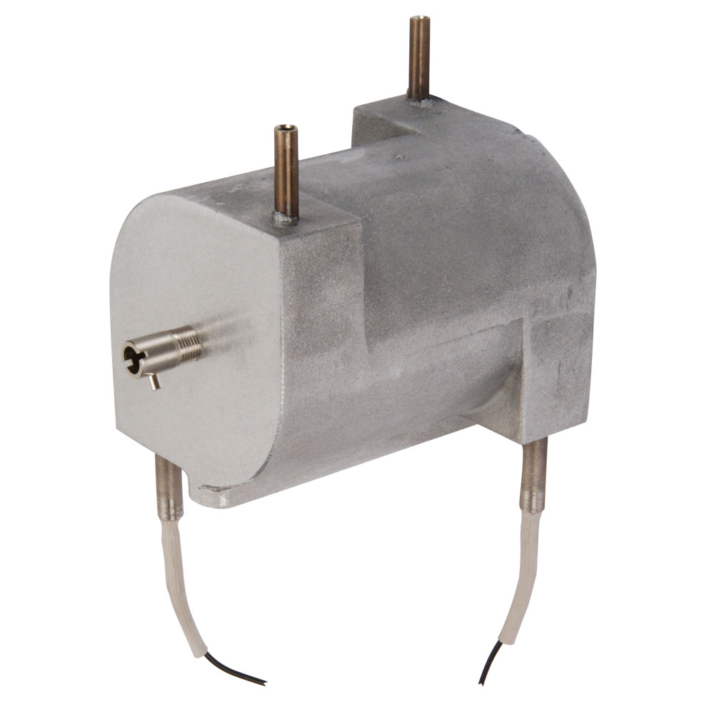 Cast-In Circulation Heater