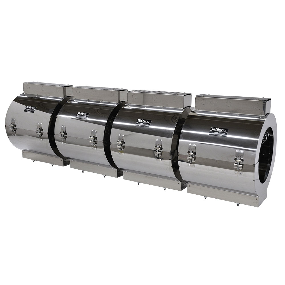 Stainless Steel Shroud System