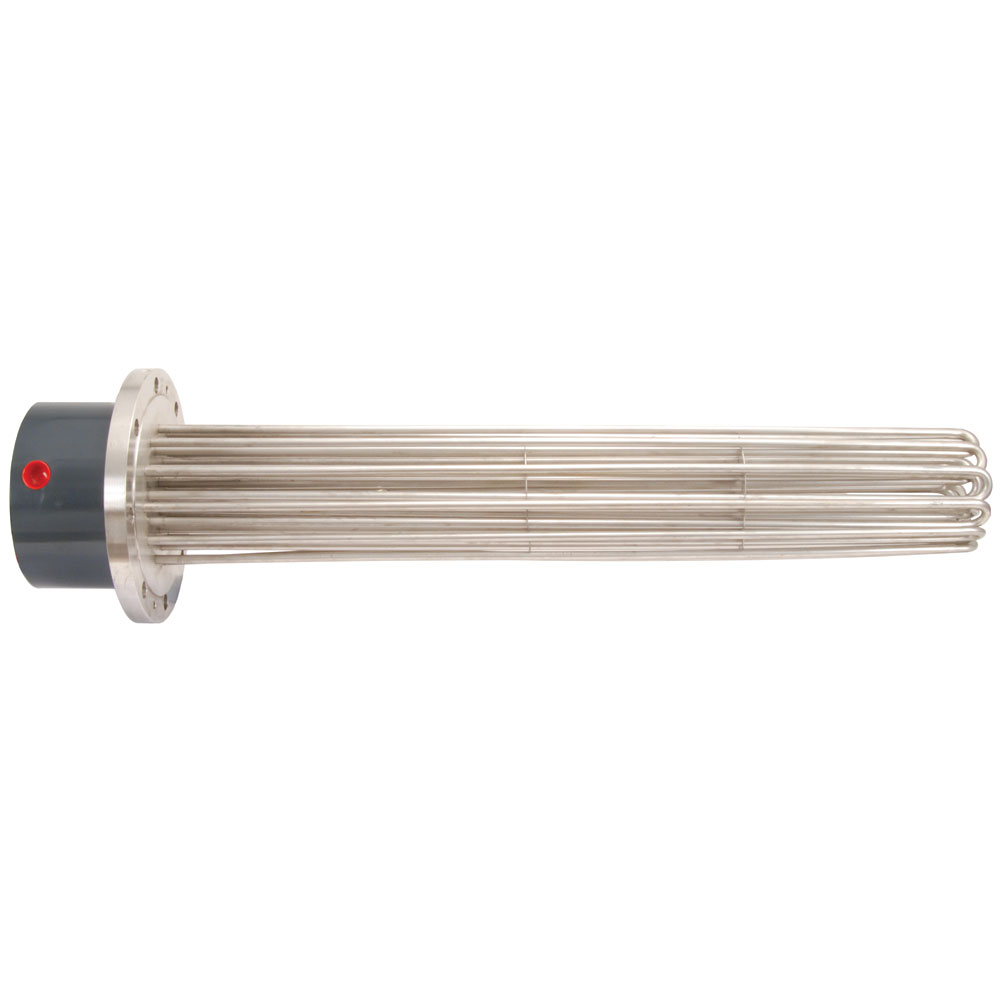 Pressure Rated Flanged Immersion Heaters