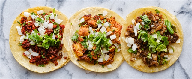 Three Tacos - Food and Beverage Industry