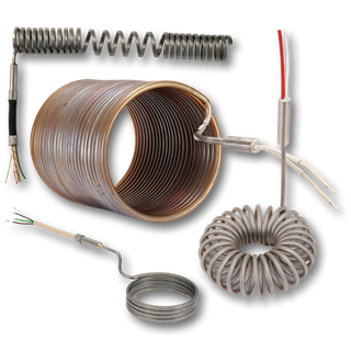 Coil and Cable Heaters Group Image