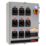 Power & Temperature Control Panels Products