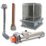 Process heater group